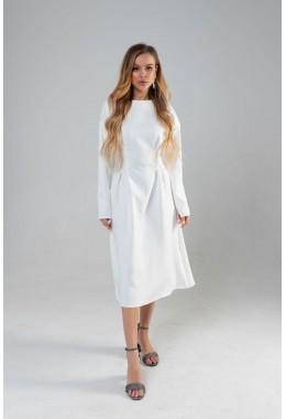 Весеннее романтическое платье