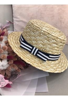 Шляпка Канотье 5 см