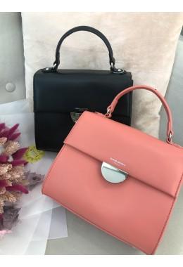 Оригинальная женская сумка черная