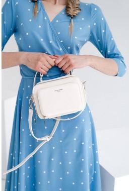 Женская молочная сумка