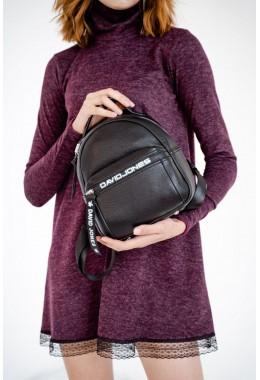 Базовый черный рюкзак