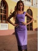 Изящное платье-футляр