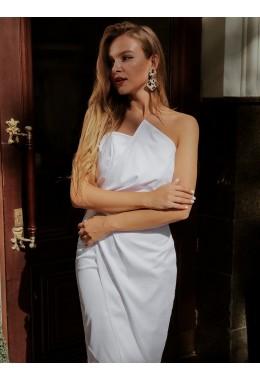 Изящное корсетное платье
