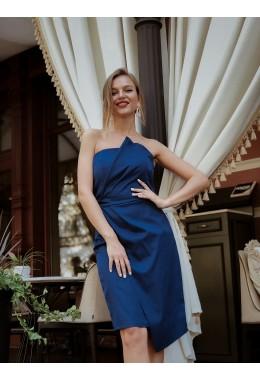 Модное корсетное платье