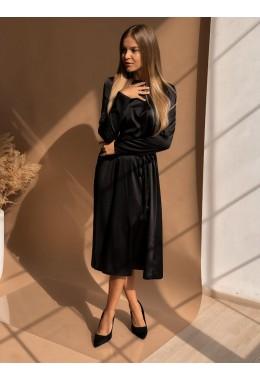 Очень красивое черное платье