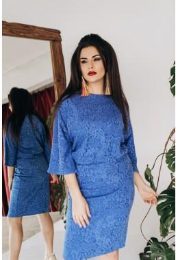 Модный костюм с юбкой в цветочные узоры