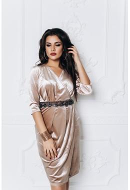 Платье из королевского бархата