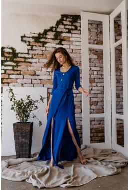 Вечернее платье с разрезами