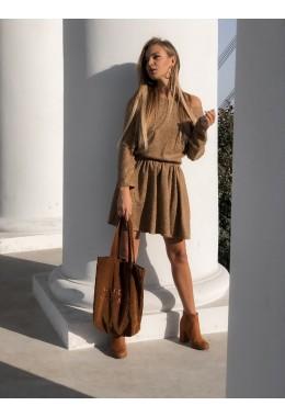 Милое платье из ангоры