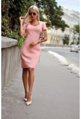Платье змейка